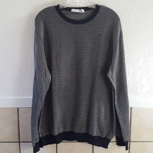 Ermenegildo Zegna patterned Cotton Sweater